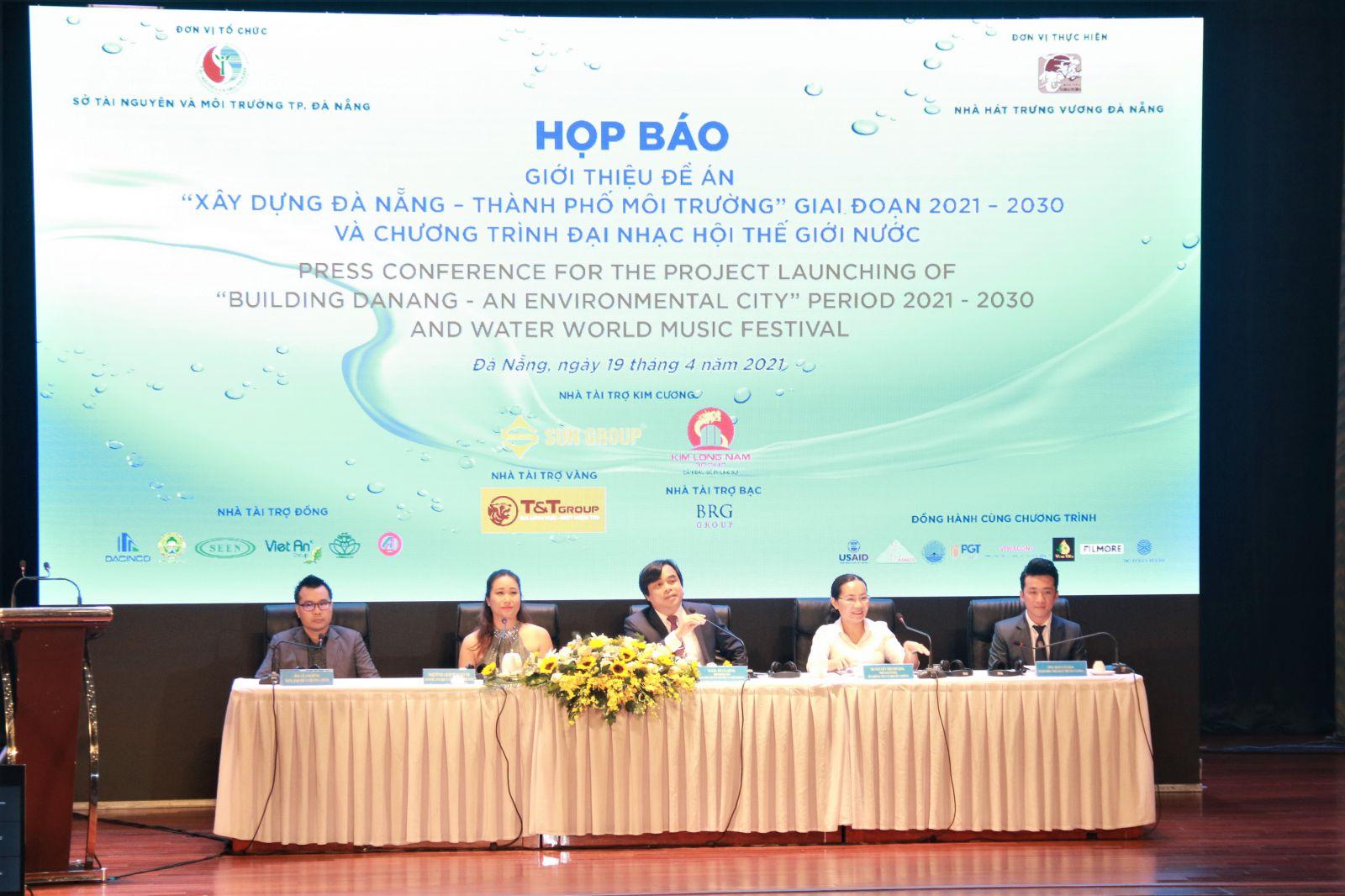 Ông Tô Văn Hùng - Giám đốc Sở Tài nguyên & Môi trường Đà Nẵng