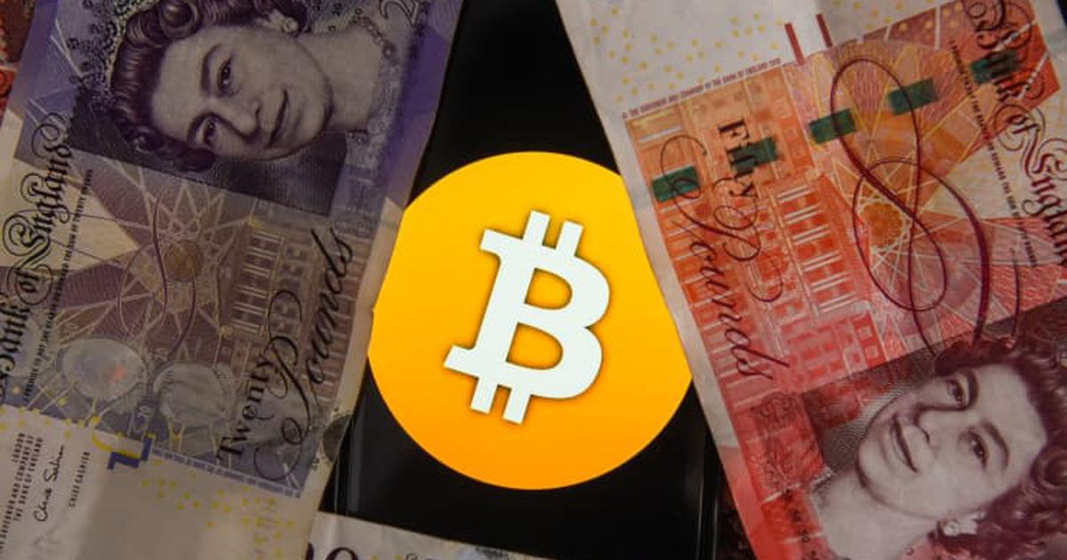 """Anh tính phát hành tiền số riêng giữa """"cơn bão"""" bitcoin"""