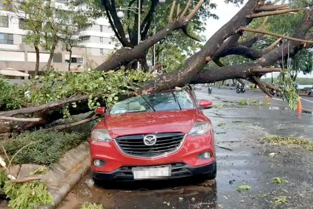 TPHCM sắp đón nhiều đợt mưa lớn, người dân cẩn thận khi ra đường - 2