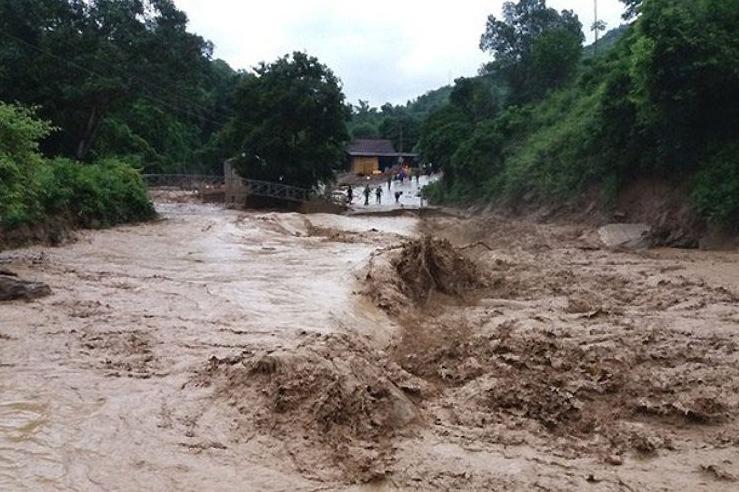 Bắc Bộ, Bắc Trung Bộ tiếp tục mưa lớn, miền núi đề phòng lũ quét