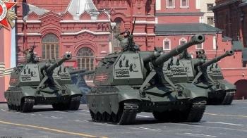 Dàn vũ khí uy lực của Nga luyện tập trước lễ duyệt binh Ngày Chiến thắng