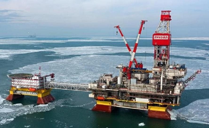 Lukoil bắt đầu khai thác thương mại 2 giếng khoan tại mỏ D41 ở biển Baltic