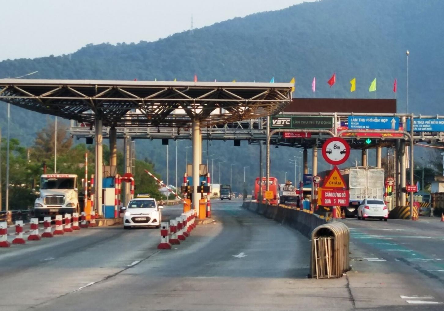 Thừa Thiên - Huế kiến nghị lùi thời gian điều chỉnh giá vé qua trạm Bắc Hải Vân