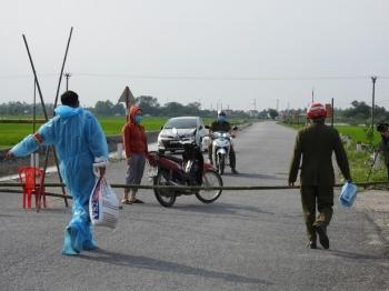 Hà Nam lập vùng cách ly y tế tại 2 thôn, Hải Phòng cách ly người đến từ vùng dịch