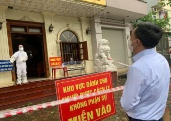 Yên Bái thực hiện giãn cách xã hội, Quảng Ninh cách ly người đến từ vùng có dịch