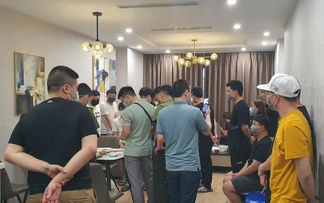 Phát hiện thêm 39 người Trung Quốc nhập cảnh trái phép