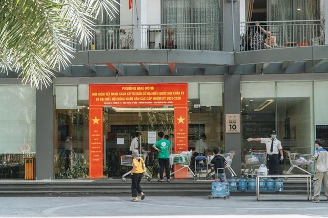 Hà Nội: Phong tỏa tòa nhà Park 10, khẩn trương truy vết người tiếp xúc chuyên gia Ấn Độ
