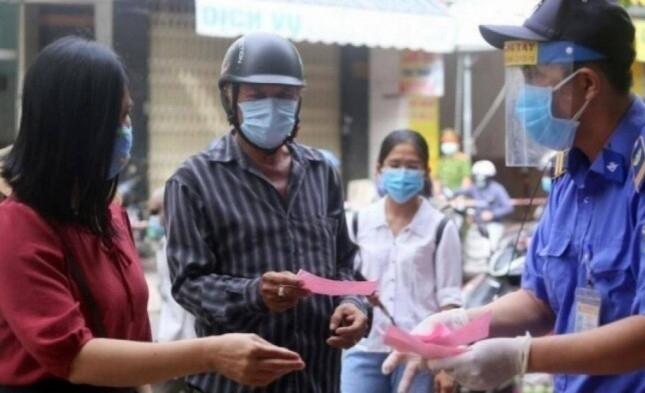 Đà Nẵng: Áp dụng thẻ đi chợ cho người dân từ hôm nay (8/5)