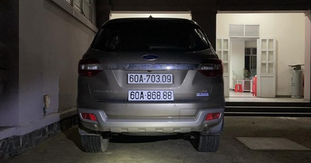 Vụ 2 ô tô trùng biển số: Sốc với lý do dùng biển giả của chủ xe Ford