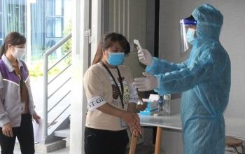 Bắc Giang: Giãn cách toàn bộ huyện Việt Yên, cách ly khẩn cấp 2 phân xưởng của công ty Hosiden