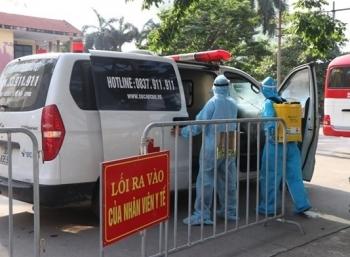 Hà Nội: Phong tỏa nơi ở của ca mắc Covid-19 là nhân viên BV Phổi Trung ương