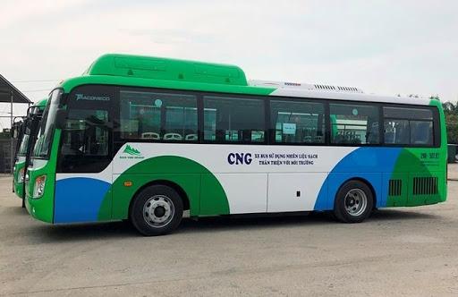 Hà Nội: 2 tuyến buýt sử dụng năng lượng sạch mở rộng vùng phục vụ