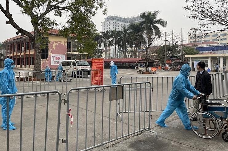 Giãn cách xã hội toàn thành phố Hải Dương, một số điểm dịch thực hiện Chỉ thị 16
