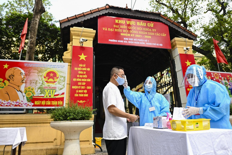 Hà Nội, TP Hồ Chí Minh đã sẵn sàng cho ngày hội bầu cử
