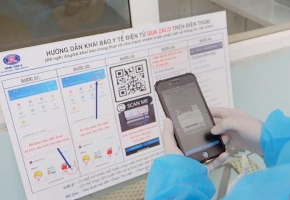 Người dân các tỉnh về Hà Nội phải khai báo y tế trong vòng 24 giờ từ ngày 25/5