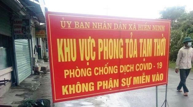 Hà Nội: Phong tỏa 6 khu dân cư liên quan ca nhiễm Covid-19