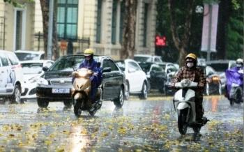 Thời tiết ngày 7/6 - 16/6: Trung Bộ nắng nóng, Bắc Bộ mưa dông kéo dài, có nơi mưa to