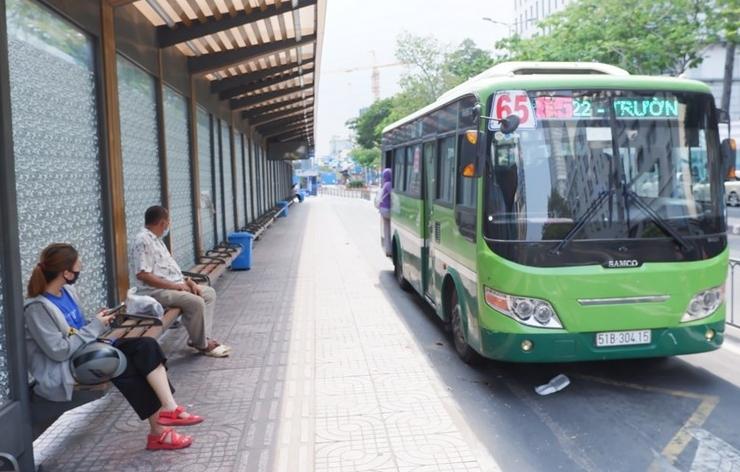 TP HCM: Tạm ngưng thêm 18 tuyến xe buýt từ ngày mai 8/6
