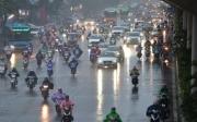 Không khí lạnh tăng cường, Bắc Bộ mưa lạnh, Trung Bộ mưa lớn từ đêm nay