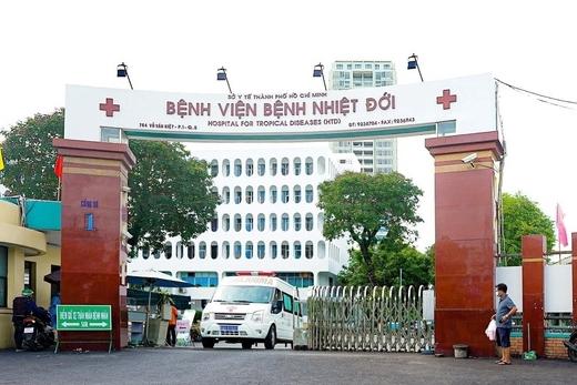 TP HCM: Số ca Covid-19 tại Bệnh viện Bệnh nhiệt đới tăng lên 53
