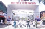 Hà Nội: Bệnh viện K cơ sở Tân Triều chính thức kết thúc cách ly y tế