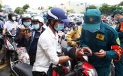 TP Hồ Chí Minh bắt đầu thực hiện giãn cách đợt 2 từ 0h sáng nay (15/6)