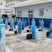 Khoảng 20.000 lao động tại Bắc Giang sẽ được đưa trở về các tỉnh, thành