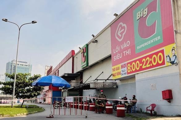 Đồng Nai cách ly siêu thị Big C, lấy mẫu xét nghiệm diện rộng