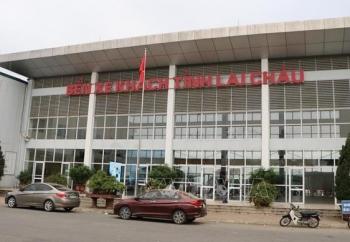 Lai Châu tạm dừng vận chuyển hành khách đi và đến từ Nghệ An