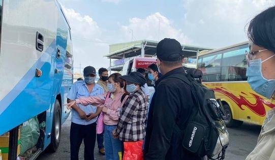 TP Hồ Chí Minh lên phương án cấm xe giường nằm vào trung tâm