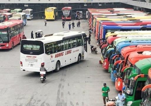 Kiểm soát chặt nguy cơ lây nhiễm Covid-19 từ xe khách đường dài