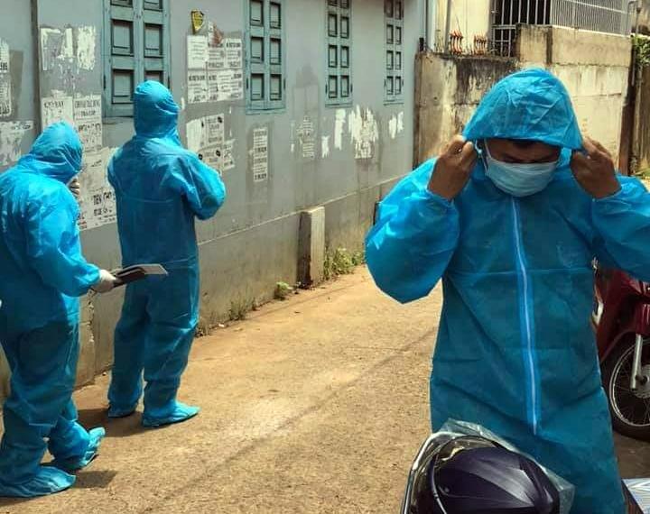 Đồng Nai: Giãn cách xã hội theo Chỉ thị 16 tại 4 xã, siết chặt kiểm soát người về từ TP HCM, Bình Dương