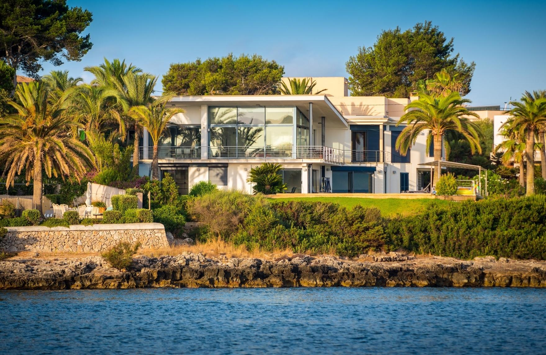 Xu hướng sở hữu biệt thự biển của giới nhà giàu