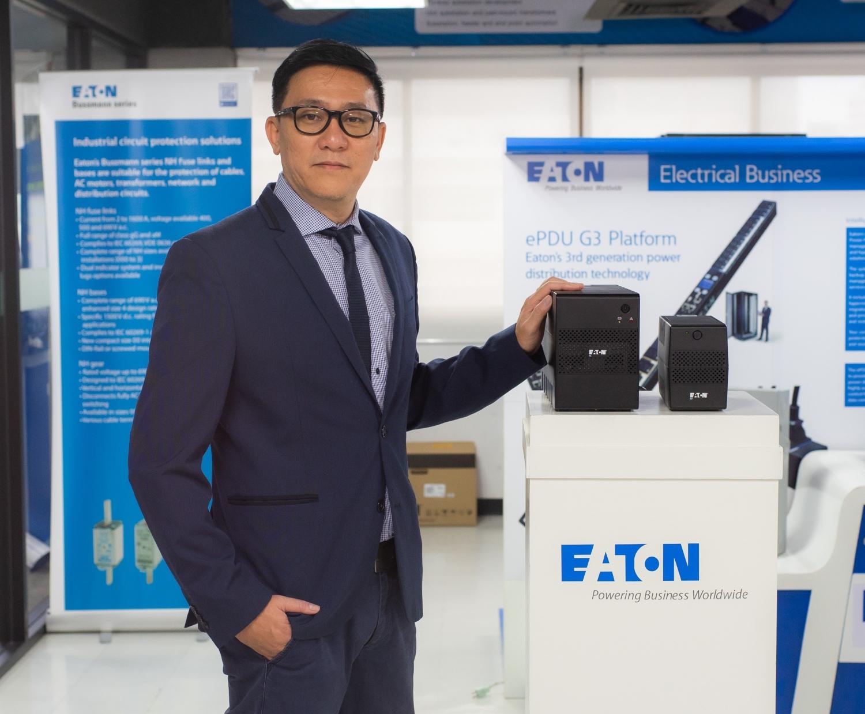 Eaton hợp tác với nhà phân phối IDC Saigon