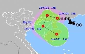 Bão số 3 suy yếu thành áp thấp nhiệt đới, cảnh báo mưa lớn