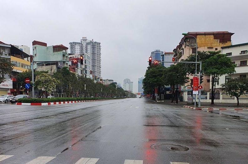 Bắc Bộ và Nam Bộ mưa dông, Trung Bộ nắng nóng gay gắt