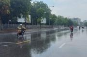 Bắc Bộ và Thanh Hóa mưa lớn, Trung Bộ nắng nóng gay gắt