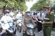 Hà Nội: Kiểm soát chặt người đi làm, xử lý nghiêm các đơn vị vi phạm
