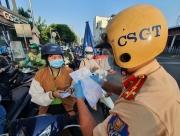 TP HCM: Các nhóm đối tượng được phép ra đường từ ngày 23/8 đến 6/9