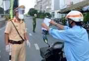 TP HCM: Giấy đi đường tự động gia hạn nếu thành phố tiếp tục giãn cách