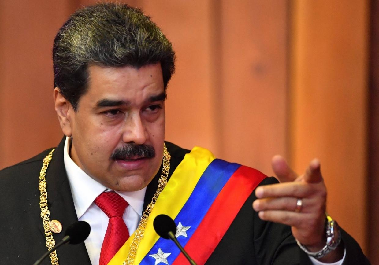 venezuela tap tran quy mo lon gan bien gioi colombia