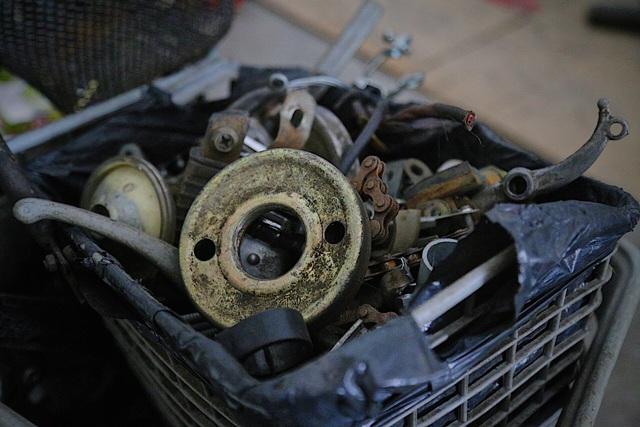 Lão sửa xe khùng và hơn 300 chiếc xe đạp tặng trẻ em nghèo - 11