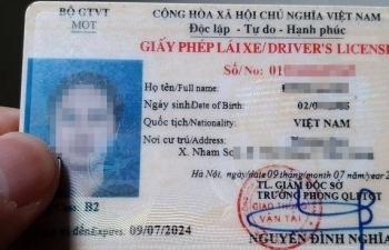 Đề xuất cộng điểm bằng lái nếu không vi phạm giao thông
