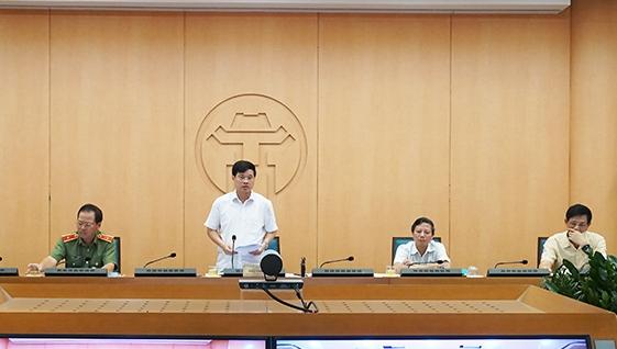 Hà Nội: Xây dựng quy trình mới quản lý người nhập cảnh
