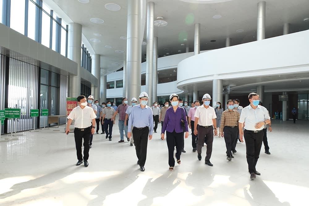 Bệnh viện Bạch Mai, Việt Đức ở Hà Nam sắp hoạt động   VnExpress