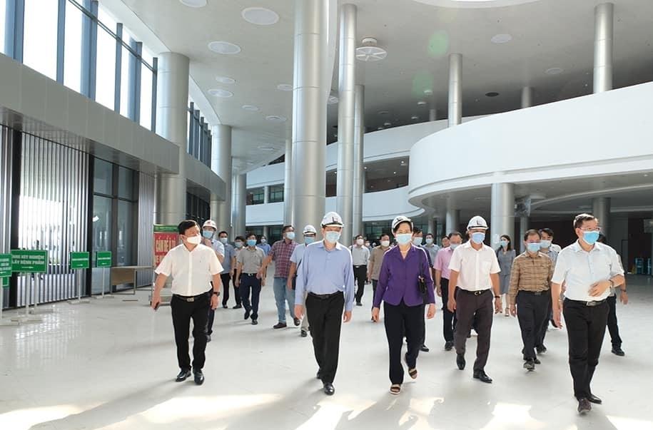 Bệnh viện Bạch Mai, Việt Đức ở Hà Nam sắp hoạt động