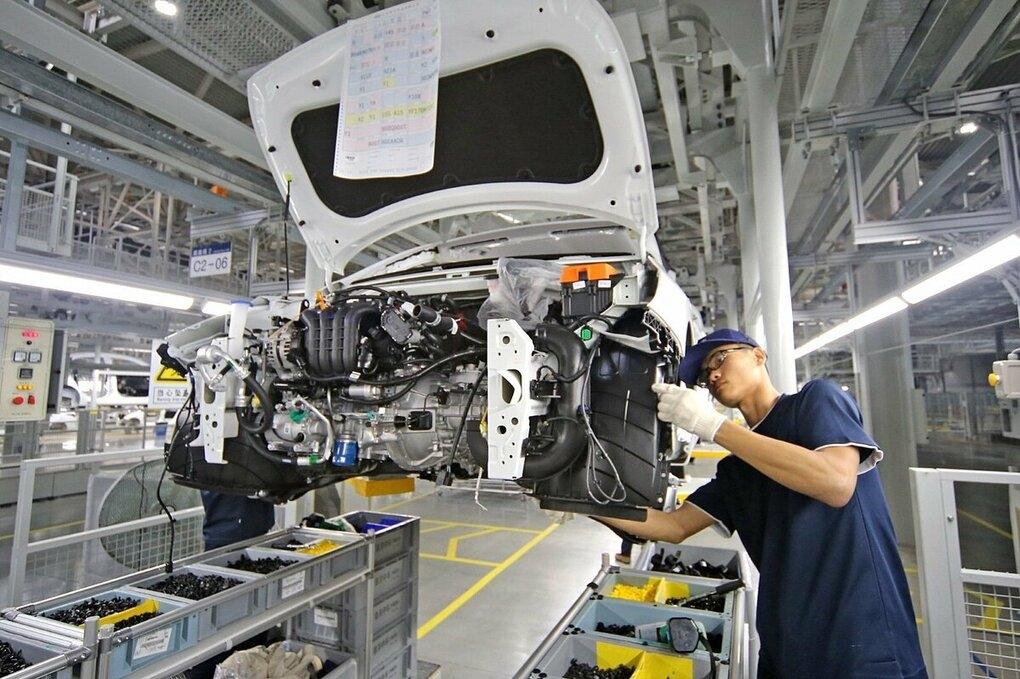 Hàn Quốc chật vật hút nhà máy quay về từ Trung Quốc   VnExpress