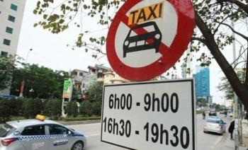 Hà Nội khôi phục biển cấm xe taxi, hợp đồng trên 10 tuyến phố từ ngày 15/9