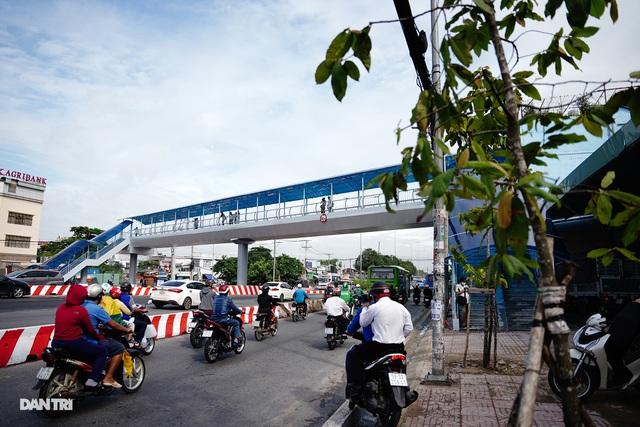 TPHCM khánh thành nút giao thông 3 tầng ở cửa ngõ Tây Bắc - 14