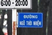 Vì sao 38 tên đường ở TP HCM bị đặt sai?